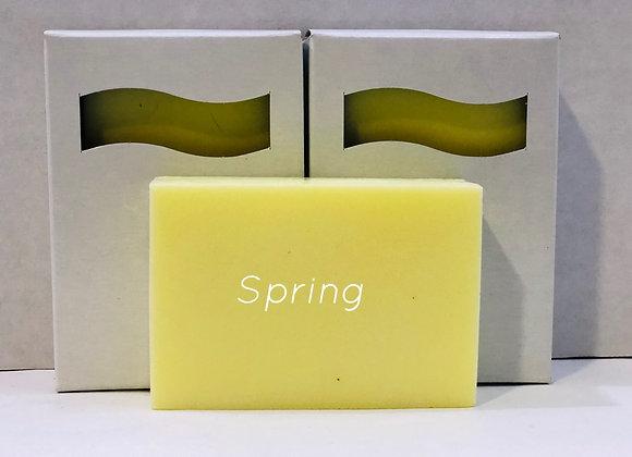 Spring Shea Butter Soap