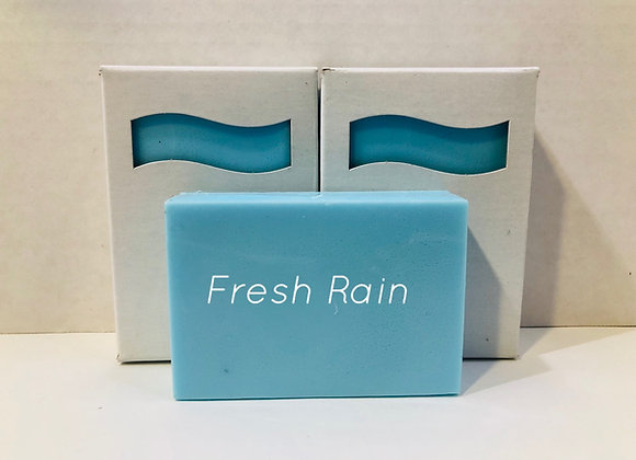 Fresh Rain Shea Butter Soap