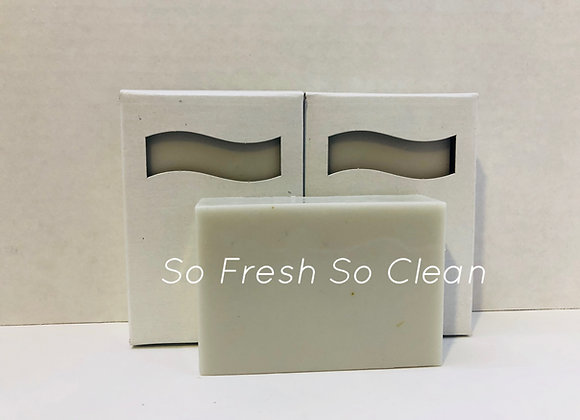So Fresh So Clean Shea Butter Soap