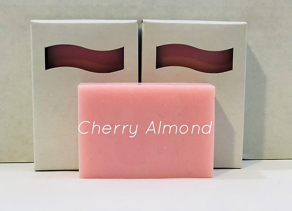 Cherry Almond Shea Butter Soap