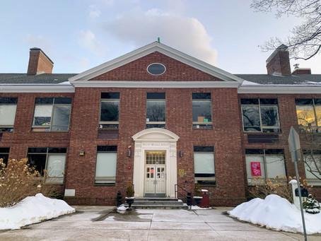 North Mianus Students Relocate