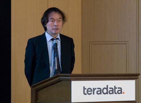 【Teradata Data Science Day レポート】 キーノート2部 │ アメリカで見た!必見の最先端のアナリティクス事例