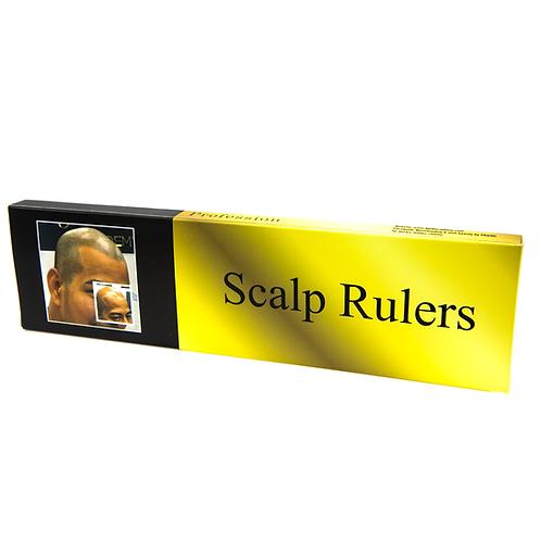 Scalp Rulers 4pk