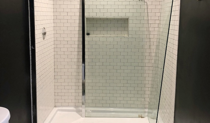 FALL 2018 ORC, WEEK FOUR: ART DECO INSPIRED MASTER BATH MAKEOVER