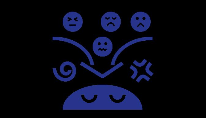 When Emotions Get Stuck