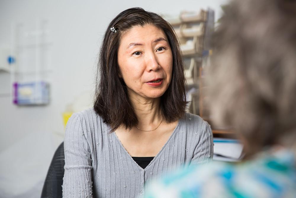 Chronic disease management at Toukley Family Practice