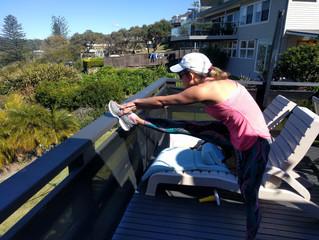 CEO of Reality Marketing, Leonie Arnebark runs half marathon to help fight cancer