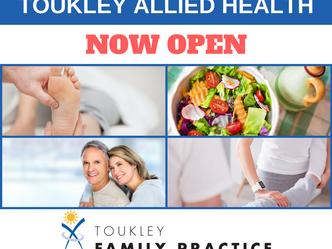 New allied health hub open in Toukley