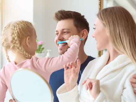 Simple oral health resolutions for the whole family