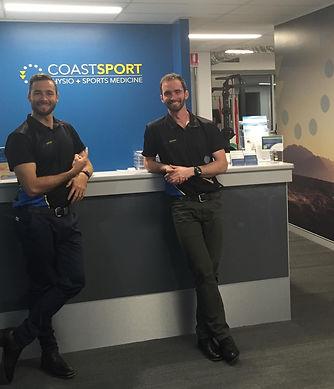 Coast Sport Reality Marketing client