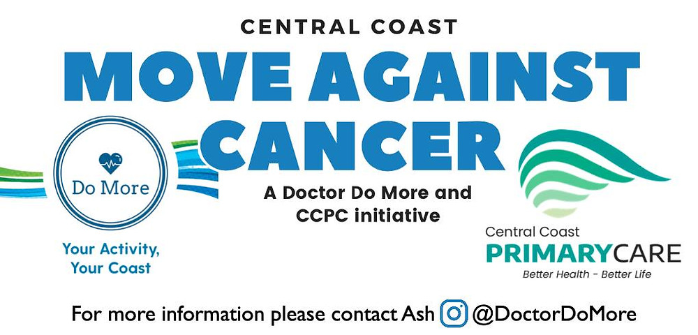 Central Coast Move Against Cancer