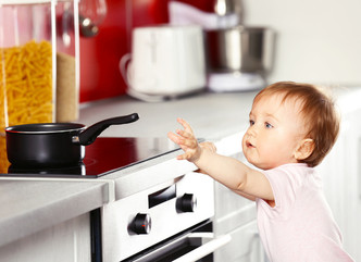 What to do if your child suffers a burn