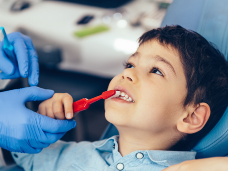 How Diabetes Affects Kids Teeth