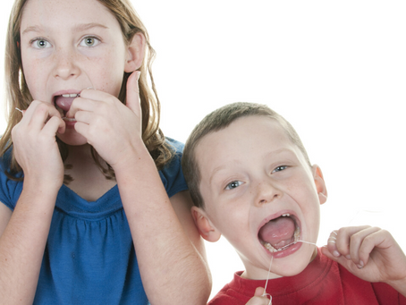 Are you and your family doing the floss? 7 Reasons why you should floss daily