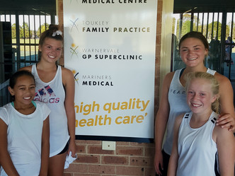 Mariners Medical partners with Wyong Netball District Association
