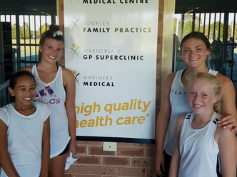 Toukley Family Practice partners with Wyong Netball District Association