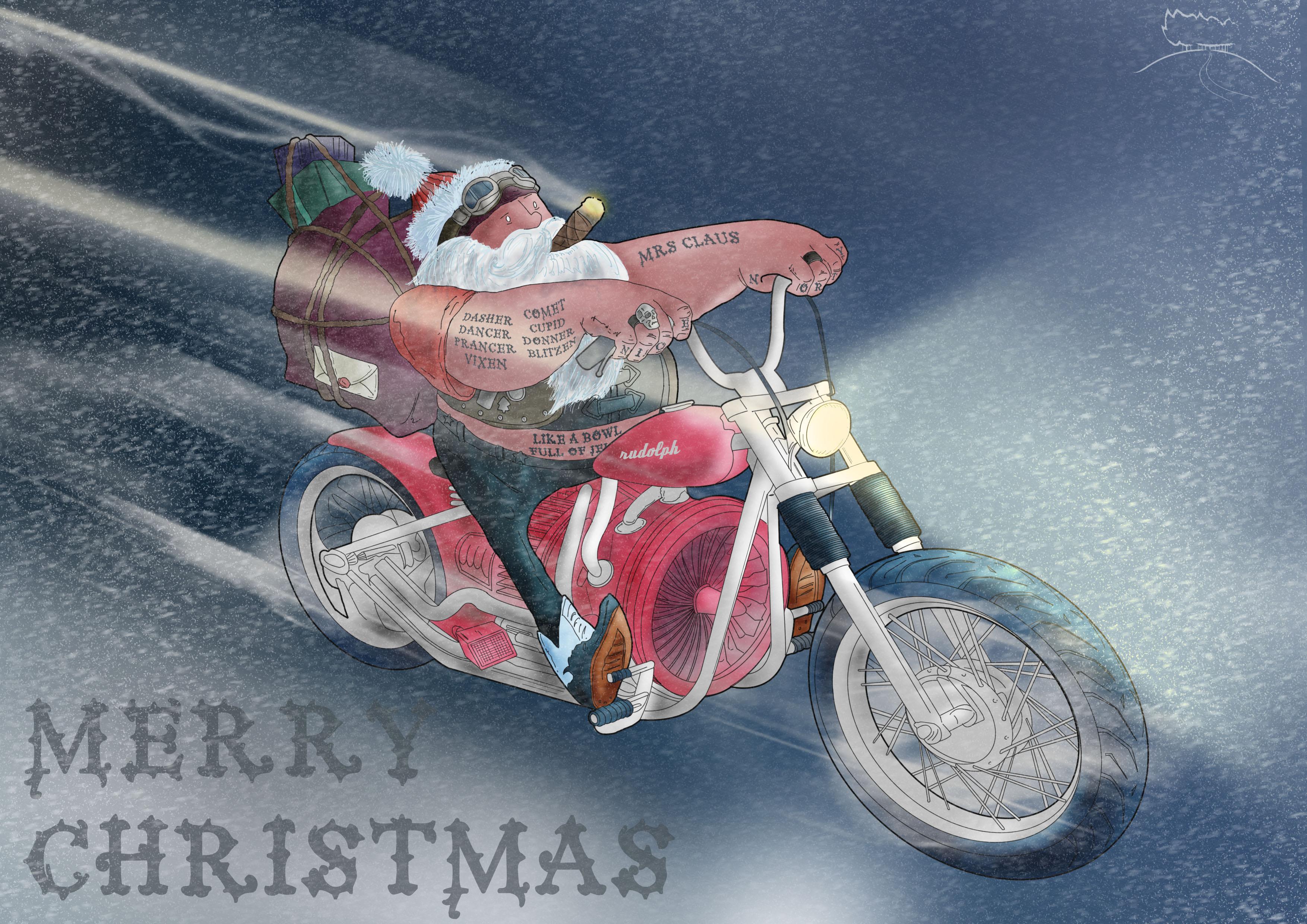 Christmas e-Card 2015