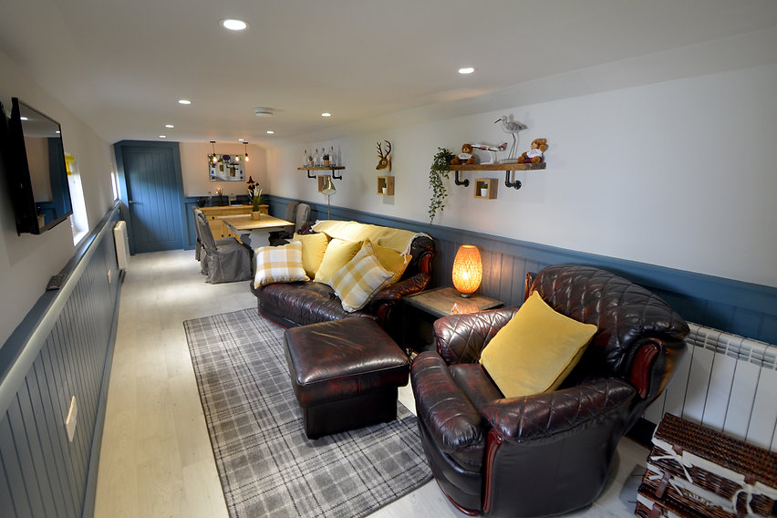 Craiglockhart Lodge - Edinburgh's hidden rental home.