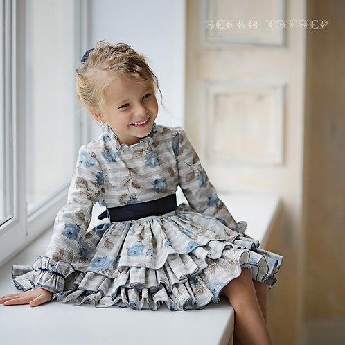 Платье Ricittos 208Grey