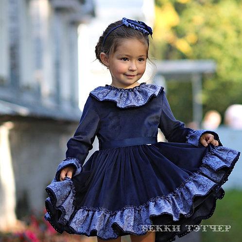 Платье Сarmen Vazquez 784RAIN
