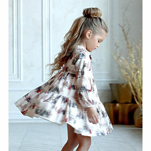 Платье Rochy Toile de Joie