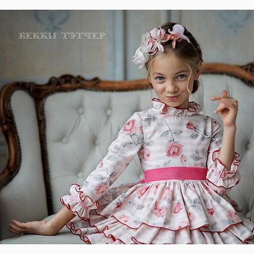 Платье Ricittos.  208Rosa