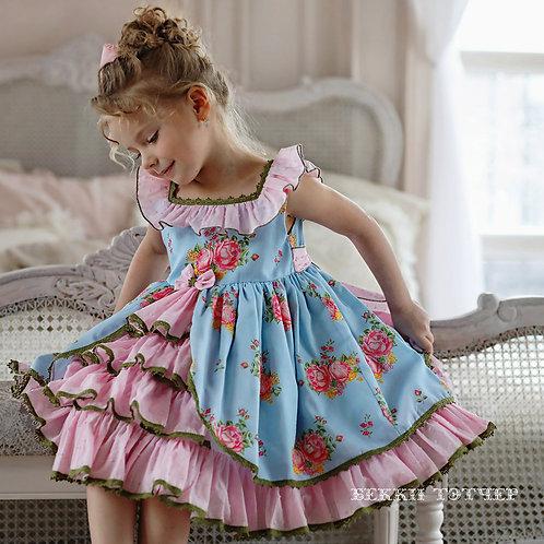 Платье Abuela Tata