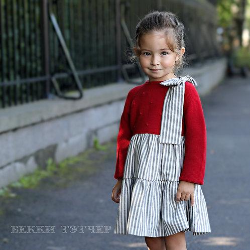 Платье Rochy Rojo