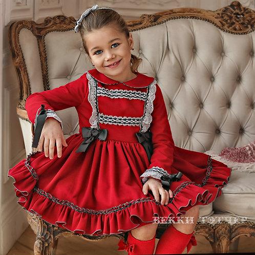 Платье Riccittos 784FRON10F