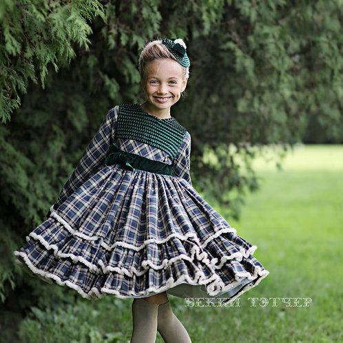 Платье Meriche Escocia