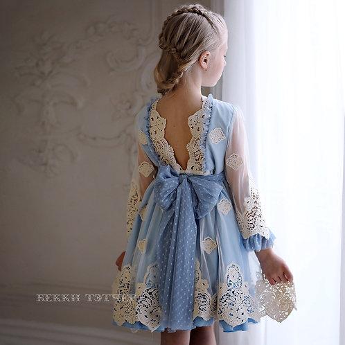 Платье La Amapola Greta Vuelo