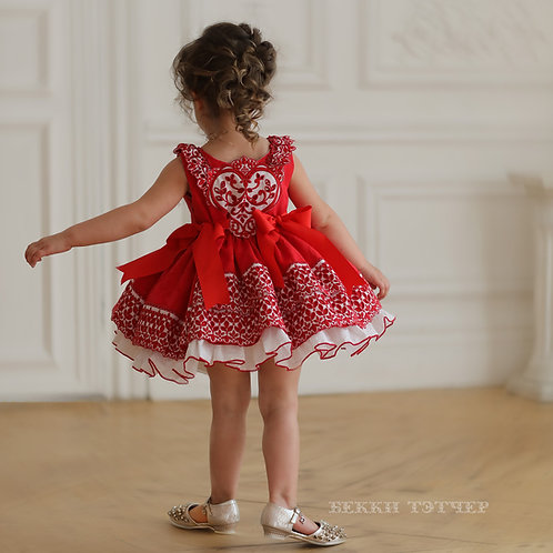 Платье La Amapola Luxury jesusito