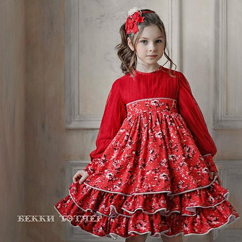 Платье Meriche Navidad