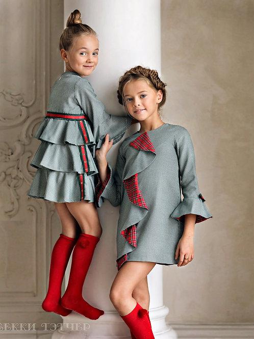 Платье Rochy Pata de Gallo 4091