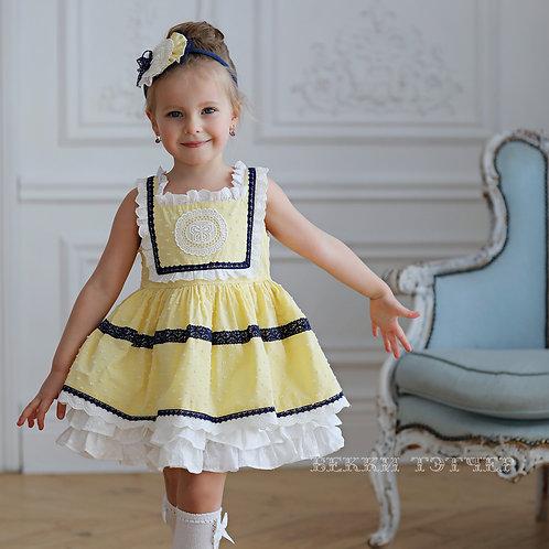 Платье Dolce Petit 2224v