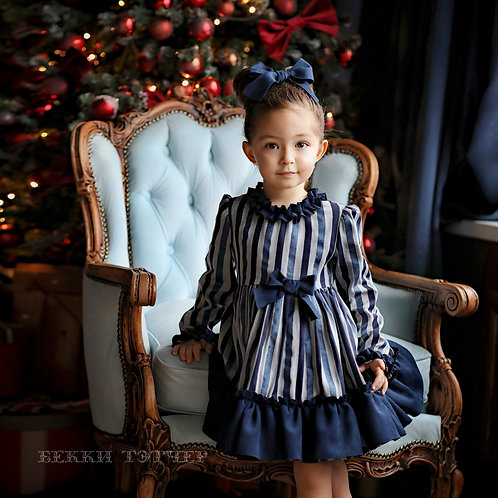 платье Alhuka Vega Azul