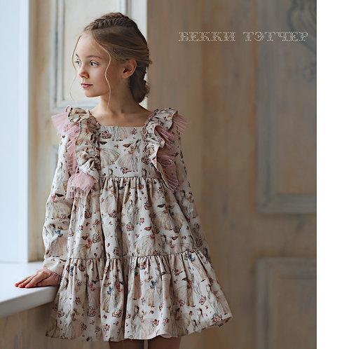 Платье  Carmen Vazquez 206PEGN10