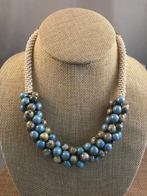 Pearls, Blues, and Creams
