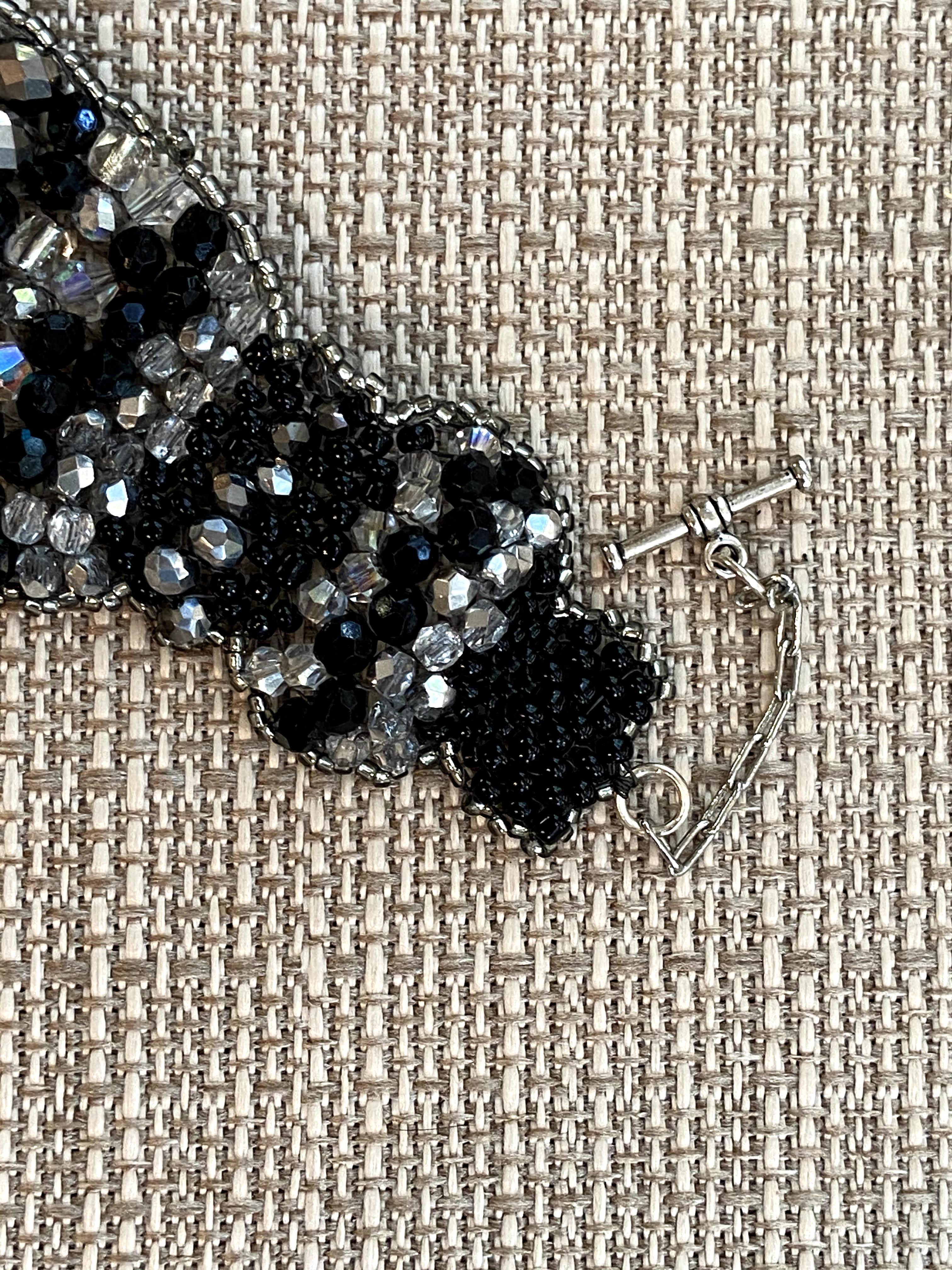 Thumbnail: Black and Crystal