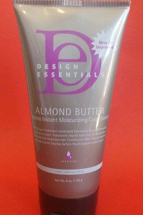 Design Essential Almond Butter Moisturng Conditioner