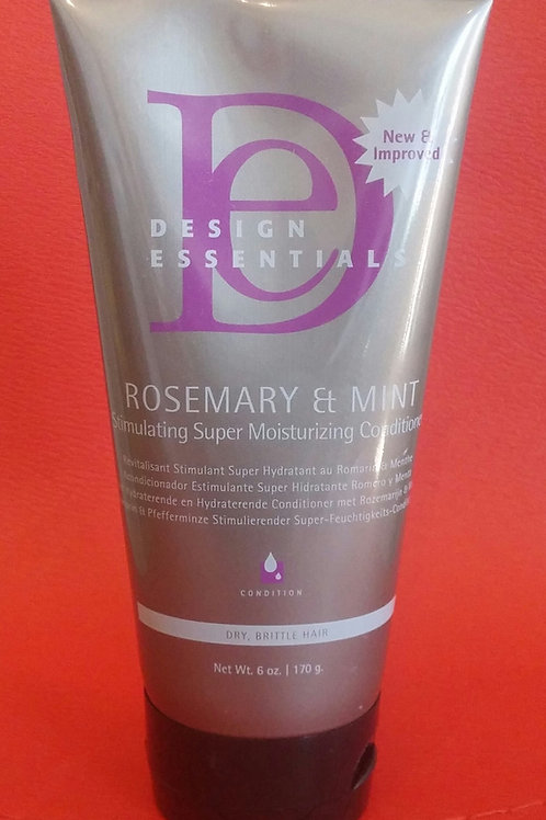 Design Essential Rosemary & Mint Mouisturing Conditioner