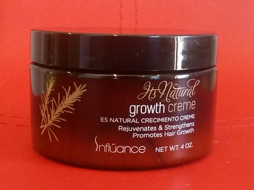 Influnce Its Natural Growth Creme