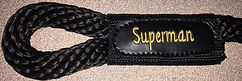personaized embroidered lead rope
