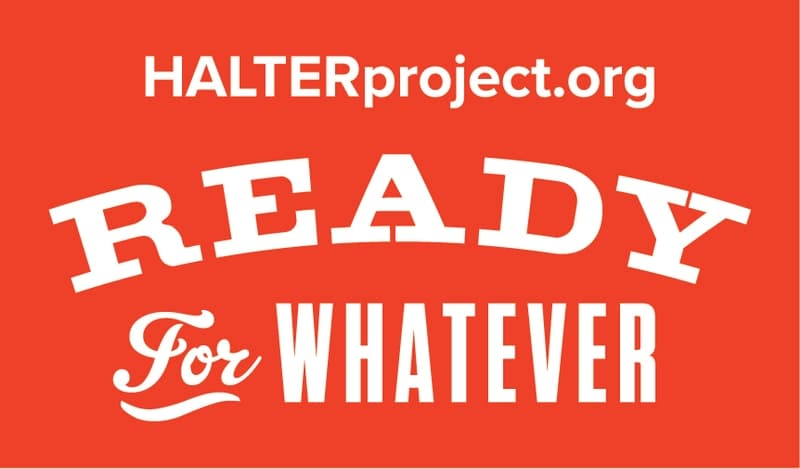 Halter Project: BE READY
