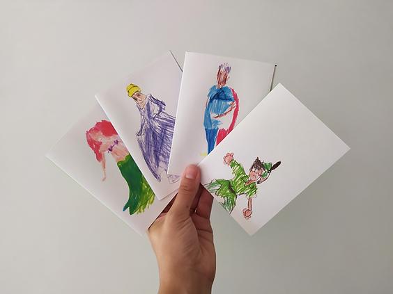 Children booklets