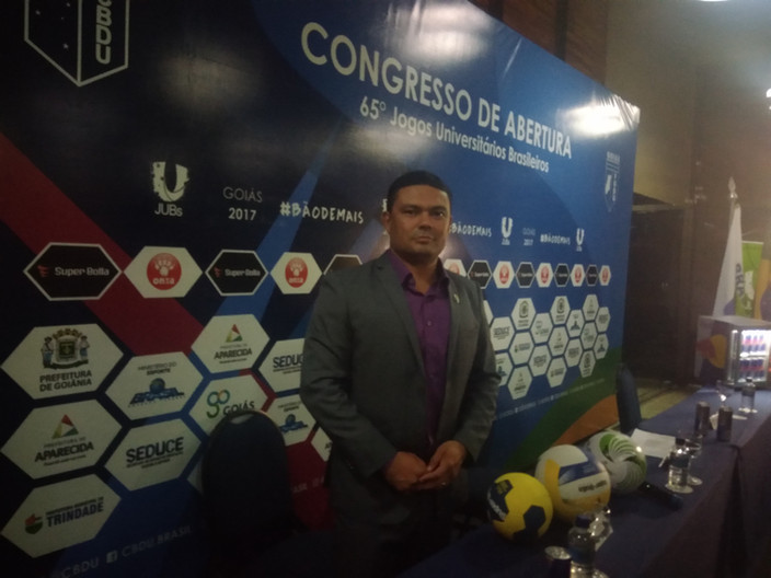 ALAGOAS PRESENTE NO CONGRESSO DE ABERTURA JUBs 2017