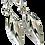 Thumbnail: ARETES CAPULLO PLATA LEY 0.925