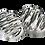 Thumbnail: ARETES ZIG ZAG PLATA LEY 0.925 A0011