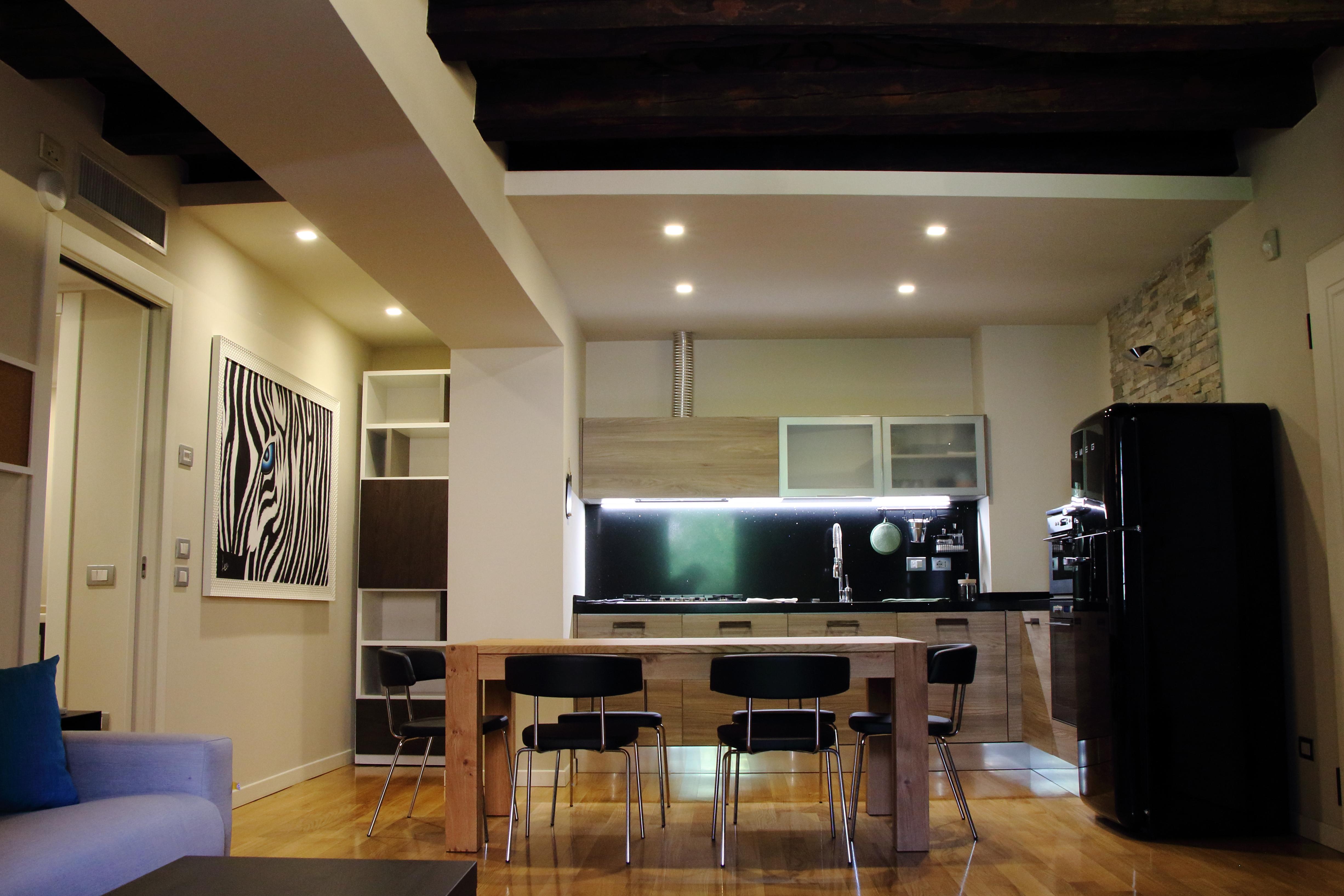 Aria Condizionata Canalizzata flats4rent federica