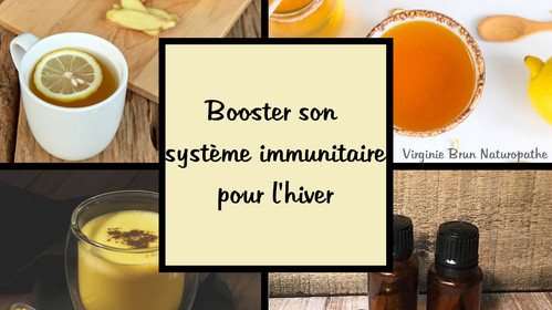 Booster son système immunitaire pour l'hiver